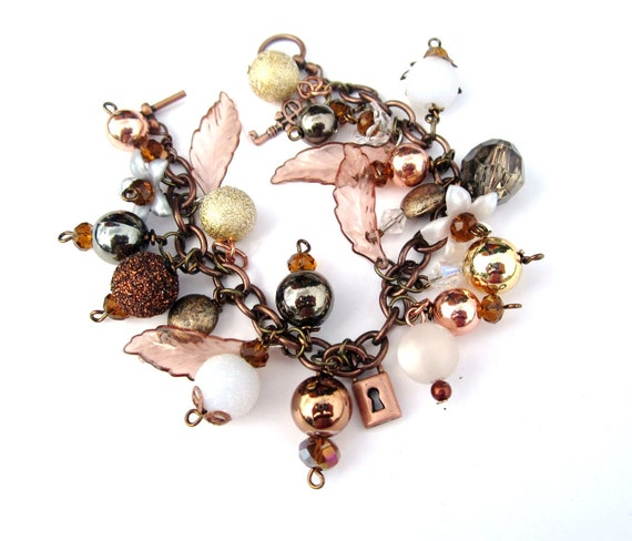 Fall Earthtone  Bracelet