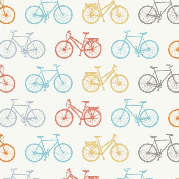Bike It from Commute by Jay-Cyn for Birch Fabrics- Fat Quarter