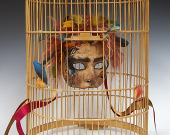 Papageno, from Mozart's Magic FLute
