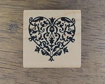 Antique Heart Pattern, U3314