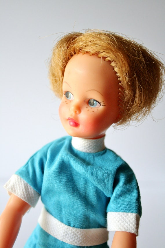 """Ideal Toy Co """"Pepper Doll"""" 1962"""