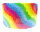 Prism Rainbow Print Duct Tape - One Roll