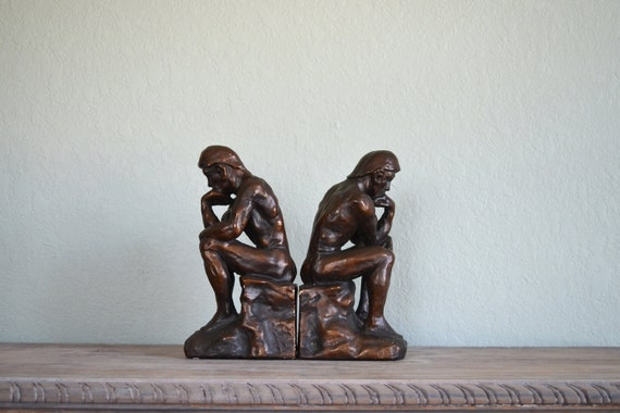vintage Marwal bookends