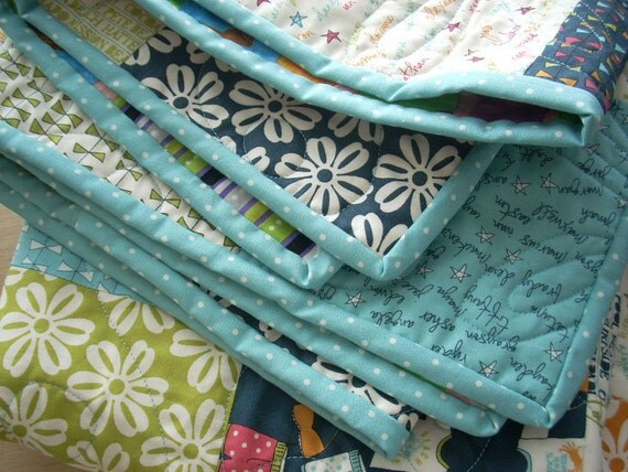 Lucy's Crab Shack quilt - FREE SHIPPING