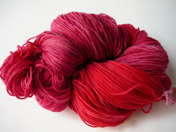 Fingering weight hand painted superwash merino sock yarn Someone is Wrong on the Internet 490 yards, 100g