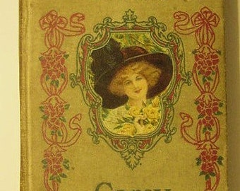 Barbara Heathcotes Trial Rosa Nouchette Carey Antique Victorian Book Romance