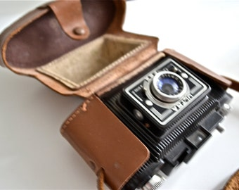 Vintage French Fex Ultra Camera