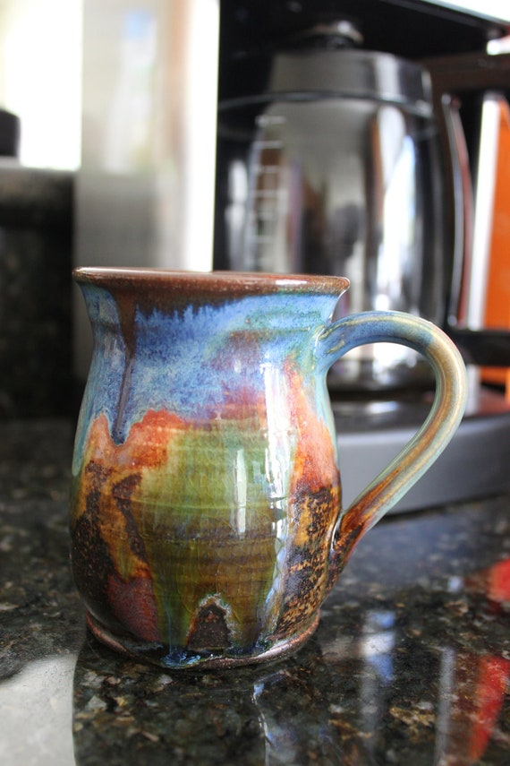 Coffee Mug or Tea Mug - Rainbows Dreams immergering II