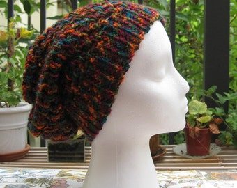 40% off jeweltone slouchy hat