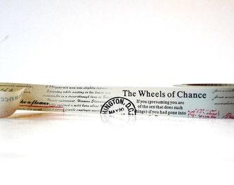 Wheels of Chance Washi Tape (Chugoku)