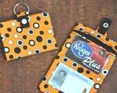 Key Chain Wallet In the Hoop