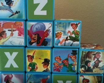 Peter Pan Building Blocks