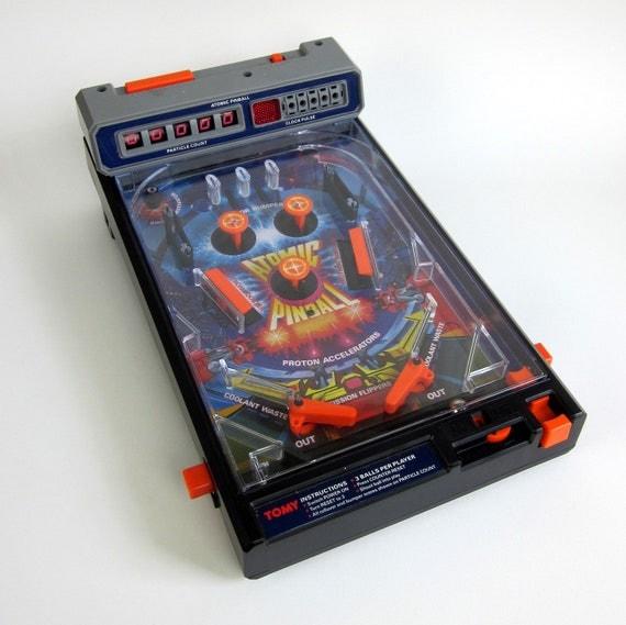 tomy pinball machine