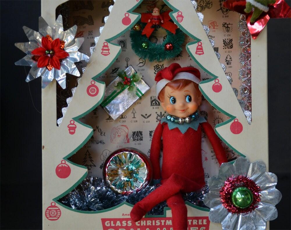 Wall Hugger Christmas Tree