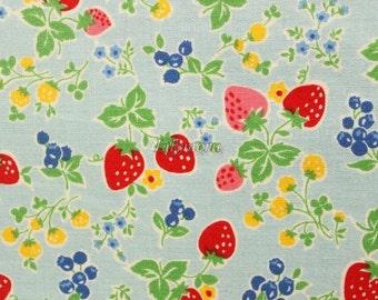 Candy berry  -Blue by Atsuko Matsuyama - Printed in Japan