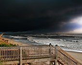Hurricane Bill - 2009 Outer Banks, NC  - 12x18 Print Only