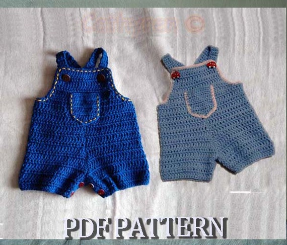 Baby Jeans Dungaree Overall shortiesShortalls Buttons at