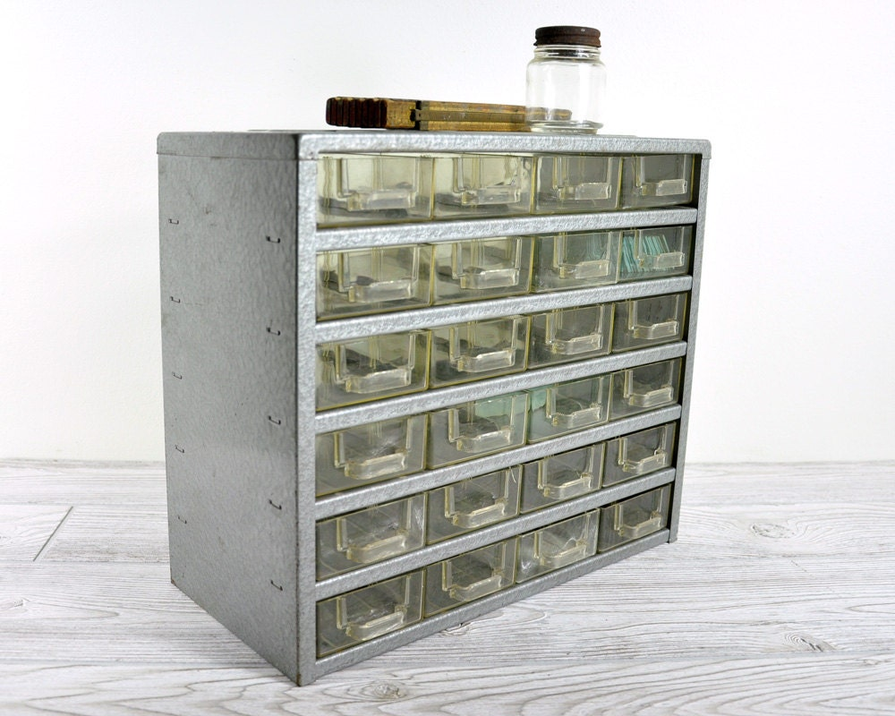 Vintage Storage Cabinet 113