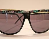 Vintage 70s Dark Sunglasses
