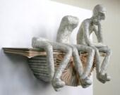 Evolution of a Thinker (Original Sculpture)