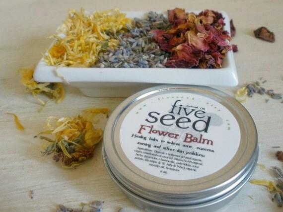 Flower Balm - 2 oz tin