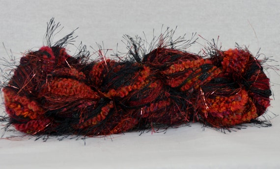 Scarf in a Skein Art Yarn - Marooned Colorway