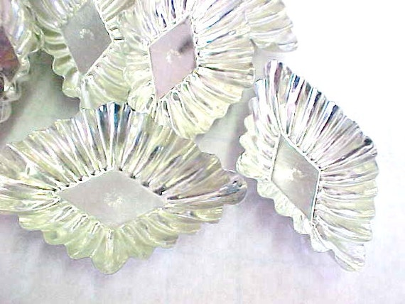 Sweet Tarts Vintage Diamond Shape Fluted Tart Tins (11) each for your projects