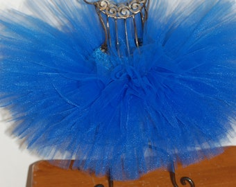 Royal Blue tutu,girls tutu,birthday tutu, flower girl tutu, blue tutu, wedding tutu, blue baby tutu, newborn tutu, big girl tutu, full tutu