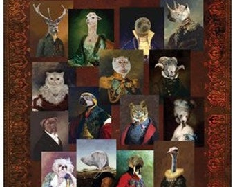 Renaissance Series, Set of 17 Art Postcards