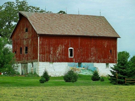 Artist's Farm-8x10 Photo