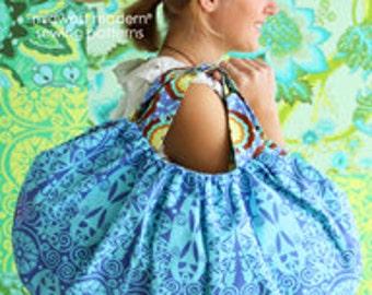 "Amy Butler Midwest Modern Sewing Patterns ""Beautiful Belle Handbag"""