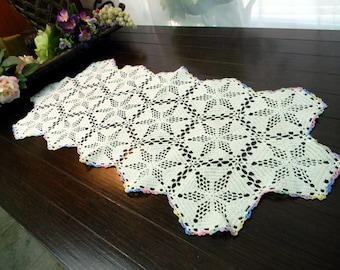 Pineapple Runner Pattern | Crochet Patterns