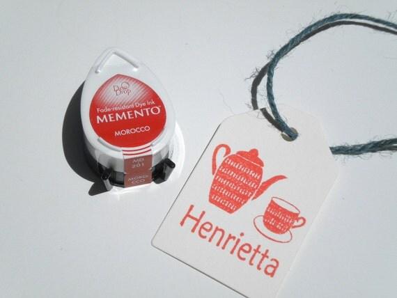 Memento Fade-Resistant Dye Ink Pad MOROCCO