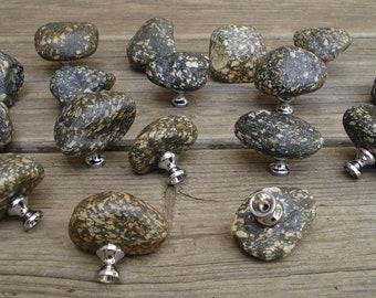 River Rock Stone Knobs Granite