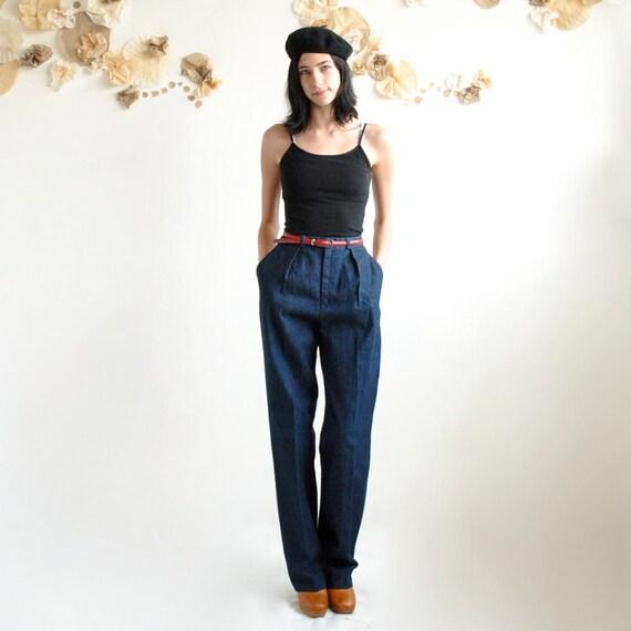 Calvin Klein Jeans  //  80s Designer Jeans  //  THE BROOKE