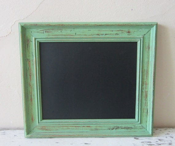 CHALKBOARD - Shabby and Chic - Cottage chic -home decor