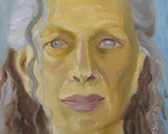 Custom Portrait Painting - upgrade to 11x14 gift