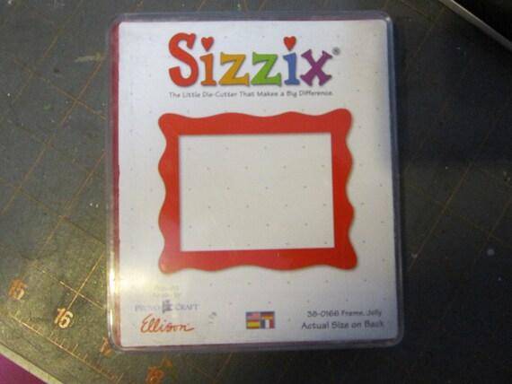 SIZZIX die - JELLY FRAME