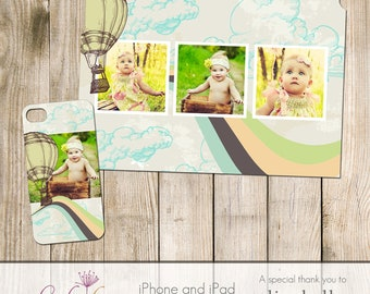 iPhone and iPad Template Set - Photoshop Files -12