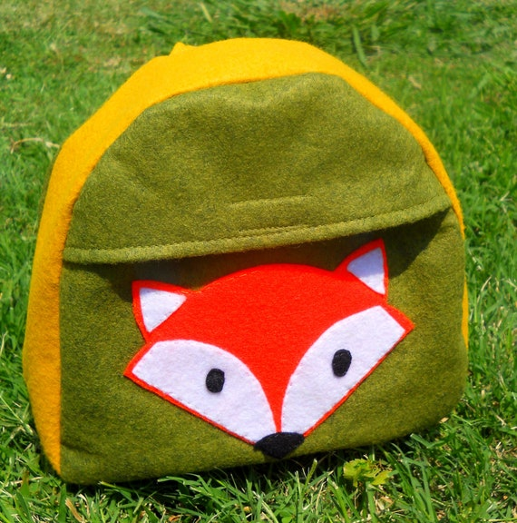 My Friend Fox- Toddler, Little Kid Backpack.