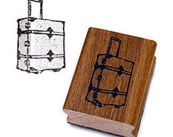 Travel Trunk Stamp (1 x 1.2in)