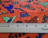 Halloween Fabric Witchy Accessories Halloween Delight by Wilmington Prints