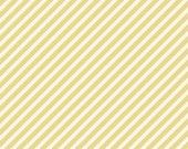 Cynthia Walker / Stitch Studios for Riley Blake - MARGUERITE - Stripe in Green - 1/2 yard
