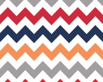 Chevron in Boy by Riley Blake Fabrics, 1 Yard