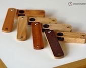 Snap Pipe 2.0 - Ipe & Oak