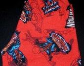 Superhero Boys Flannel Pajama Pants (Avengers) Marvel Size 2T, 3T, 4T