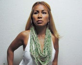 Chain Me Up chunky Infinity Scarf Necklace Mini