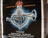 Sgt Pepper's Lonely Hearts Club Band - Original VINTAGE Movie Poster