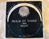 The Realm of Chaos Print Patch