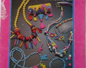 Beadanglers Leaflet Novelty Jewelry Projects